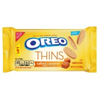 NABISCO OREO THINS SALTED CARAMEL CREME