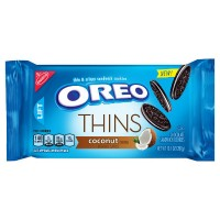 CLEARANCE - NABISCO OREO THINS COCONUT CREME