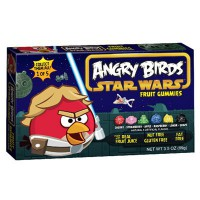 ANGRY BIRDS STAR WARS CARAMELLE GOMMOSE FRUTTA