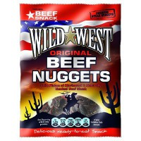 WILD WEST BEEF NUGGETS ORIGINAL