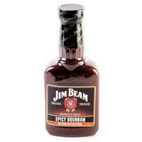JIM BEAM KENTUCKY BOURBON SPICY BBQ SAUCE