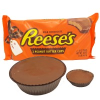 CLEARANCE - REESE'S PEANUT BUTTER CUPS XMAS XXL