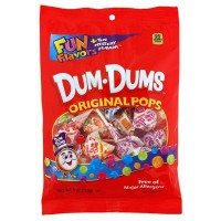 DUM DUMS LOLLIPOPS