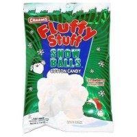 CHARMS FLUFFY STUFF COTTON CANDY SNOW BALLS