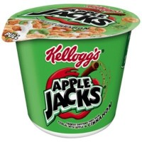 KELLOGG'S CEREAL APPLE JACKS CUP