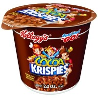 KELLOGG'S CEREALES COCOA KRISPIES CUP