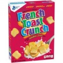 GENERAL MILLS FRENCH TOAST CRUNCH CEREALES