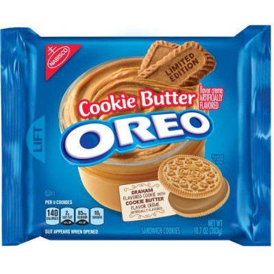 buy nabisco oreo cookie butter american food shop