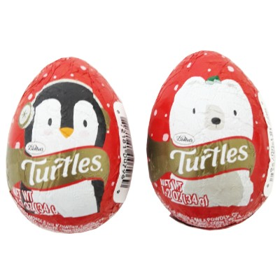 DEMET'S TURTLES CHRISTMAS EGG