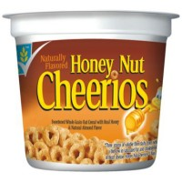GENERAL MILLS HONEY NUT CHEERIOS CUP