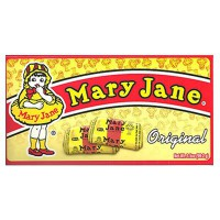 NECCO MARY JANE ORIGINAL TAFFY CHEWS