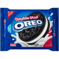 DÉSTOCKAGE - NABISCO BISCUITS OREO DOUBLE STUF