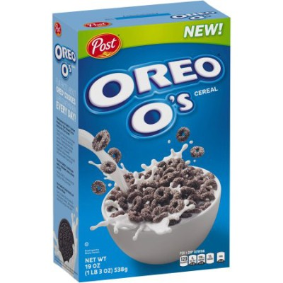 POST OREO O'S CEREAL