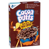 CLEARANCE - GENERAL MILLS COCOA PUFFS CEREAL