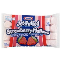 CLEARANCE - JET PUFFED MARSHMALLOW STRAWBERRY