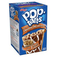 KELLOGG'S POP TARTS COOKIES CIOCCOLATO & GLASSA
