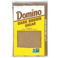 DOMINO DARK BROWN SUGAR BAG