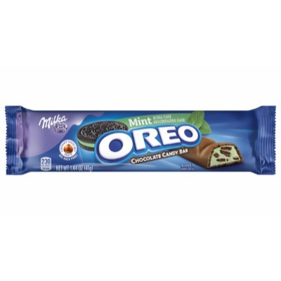 MILKA OREO CHOCOLATE MINT BAR