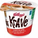 KELLOGG'S CEREALES KRAVE CUP