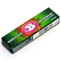 BUBBLICIOUS CHEWING GUM GUSTO ANGURIA