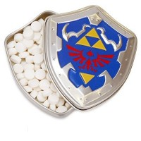 NINTENDO THE LEGEND OF ZELDA BONBONS PEPPERMINTS