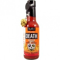 BLAIR'S SAUCE PIQUANTE PURE DEATH