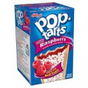 KELLOGG'S POP TARTS FROSTED RASPBERRY