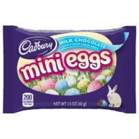 CADBURY EASTER MINI EGGS CHOCOLATE CANDY