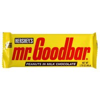 HERSHEY'S MR GOODBAR CANDY BAR