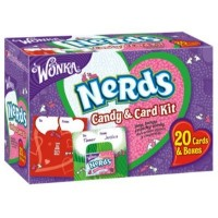 WONKA NERDS CANDY + CARD KIT VDAY
