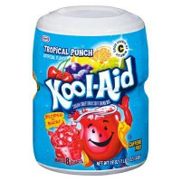 KOOL-AID BARREL TROPICAL PUNCH MIX