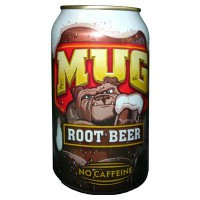 MUG ROOT BEER SODA