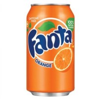 FANTA ORANGE