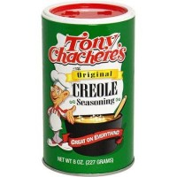 TONY CHACHERE'S CREOLE SEASONING EPICES