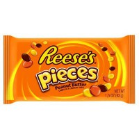 REESE'S PIECES PEANUT BUTTER