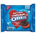 NABISCO BISCUITS OREO RED HOT CANNELLE (GRAND)