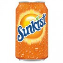SUNKIST SODA À L'ORANGE