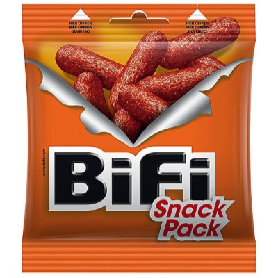 CLEARANCE - JACK LINKS BIFI SNACK PACK