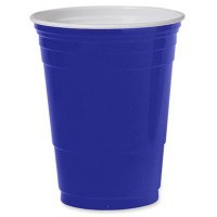 SOLO 20 BLUE CUPS ORIGINAL 16oz-50cl