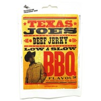 TEXAS JOE CARNE ESSICCATA LOW AND SLOW BBQ BEEF JERKY