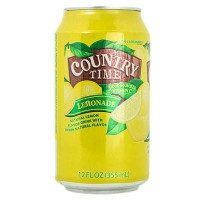 COUNTRY TIME LIMONADA