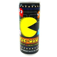 PAC-MAN POWER UP BEVANDA ENERGETICA