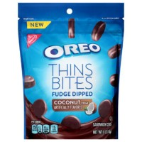 NABISCO OREO THINS BITES FUDGE COCO