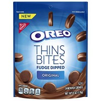 NABISCO BISCUITS OREO THINS BITES FUDGE