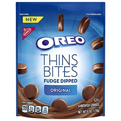 CLEARANCE - NABISCO OREO THINS BITES FUDGE