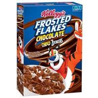 KELLOGG'S CEREALES FROSTED FLAKES CHOCOLATE