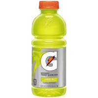 GATORADE WM LEMON LIME CITRON VERT