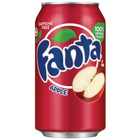 FANTA APPLE SODA