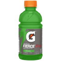 GATORADE FIERCE GREEN APPLE