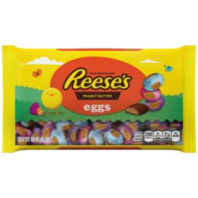 REESE'S EASTER PEANUT BUTTER MINI EGGS